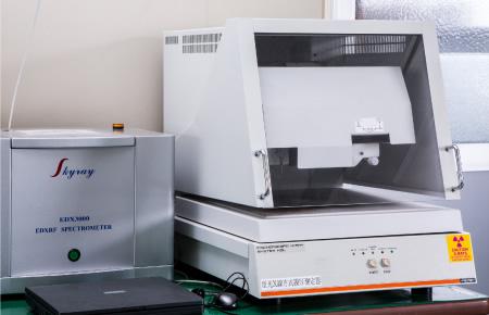 蛍光X線方式膜厚計